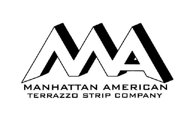 Manhattan American Terrazzo Strip